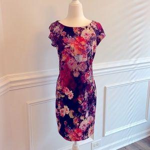 Versona floral dress